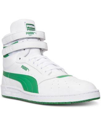 Puma Men's Sky 2 Hi FG Casual Sneakers