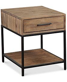 Gatlin End Table, Created for Macy's