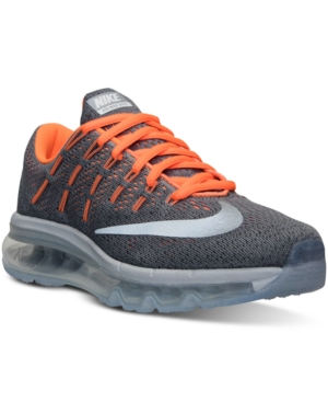 Nike Big Boys Air Max 2016 Running Sneakers from Finish Line