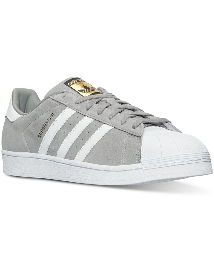 adidas - Men's Superstar Casual Sneakers from Finish Line