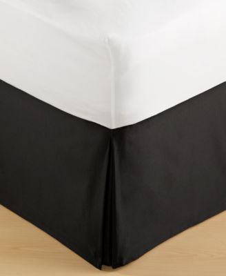 Hotel Collection Onyx King Bedskirt, Only at Macy's