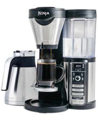 Ninja CFO87 Coffee Bar Coffee Maker