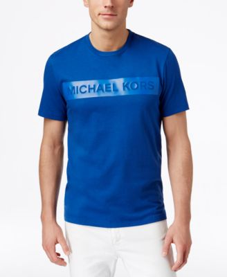 Image of Micheal Kors Men's Graphic-Print Logo T-Shirt, Only at Macy's