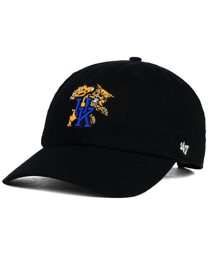 '47 Brand - Kentucky Wildcats Clean Up Cap
