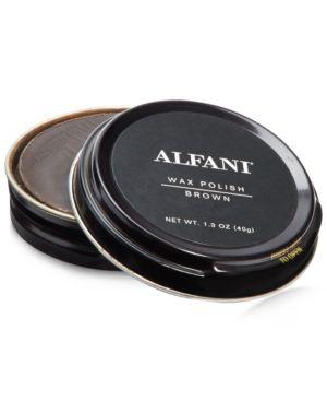 Alfani Brown Wax Shoe Polish Paste, Only at Macy's Men's Shoes