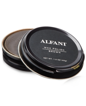 Alfani Brown Wax Shoe Polish Paste, Only at Macy's Men's Shoes