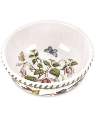 Portmeirion Dinnerware, Botanic Garden Individual Fruit/Salad Bowl