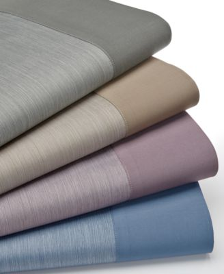 Charter Club 550-Thread Count Reversible Queen Sheet Set, Only at Macy's