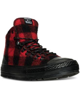 Street Hiker Hi Woolrich Sneakerboots