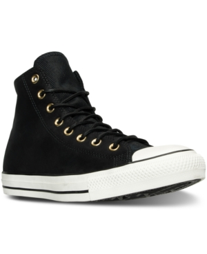 Converse Men's Chuck Taylor All Star Hi Corduroy Casual Sneakers from Finish Line