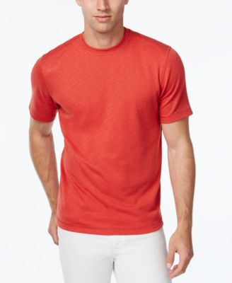 Image of Tasso Elba Performance T-shirt, Only at Macy's