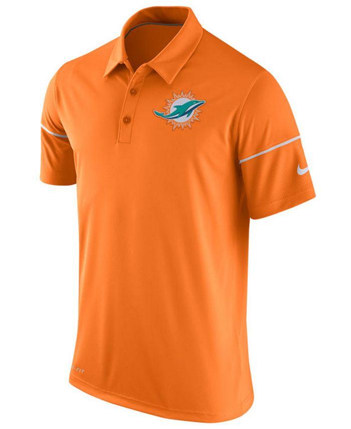 Nike - Men's Miami Dolphins Team Issue Polo Shirt