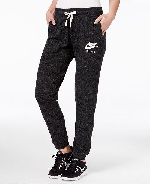 Nike Women's Gym Vintage Pants & Reviews - Pants & Leggings ...