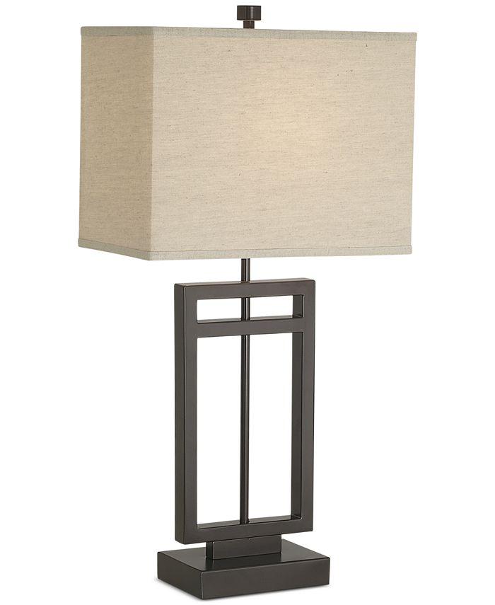 Kathy Ireland - Central Loft Table Lamp