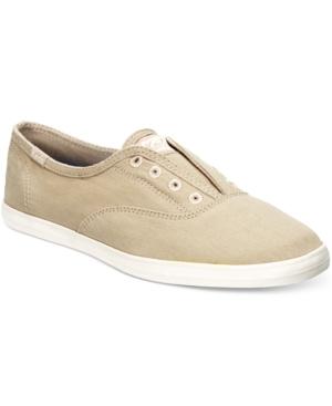 Keds Women's Chillax Laceless Sneakers Women's Shoes