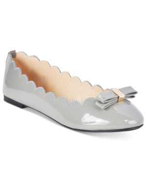 Wanted Olivia Scalloped Ballet Flats Women's Shoes