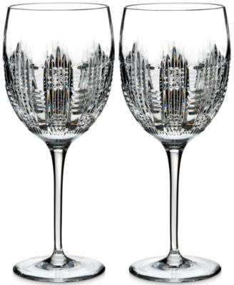Waterford 2-Pc. Essentially Dungarvan Goblet Glasses Set