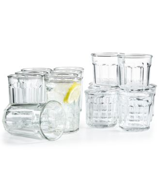 Luminarc Working Glass 16 Piece Set