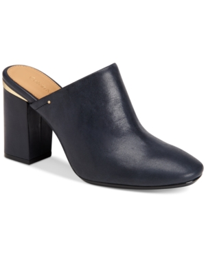 Calvin Klein Cantha Mules Women's Shoes