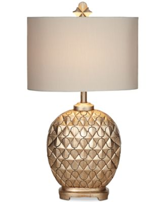 kathy ireland Home by Pacific Coast Marrakesh Weave Table Lamp