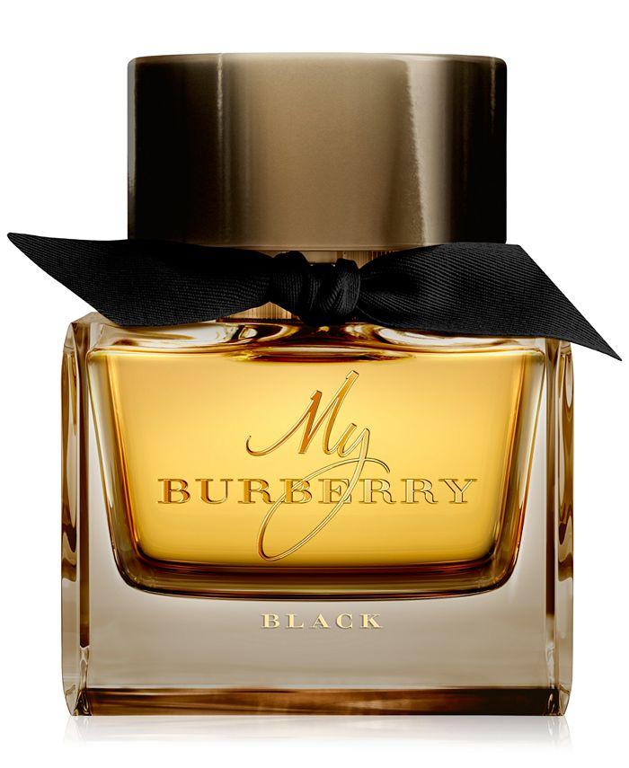 Burberry - My Burberry Black Parfum Fragrance Collection