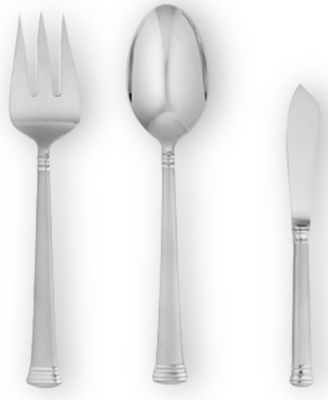 Lenox Eternal Frost 3-Piece Serving Set