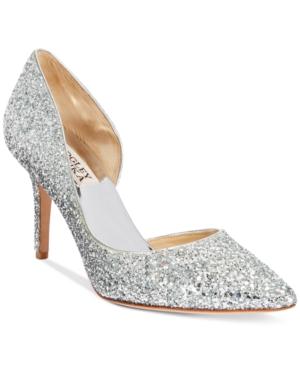 Badgley Mischka Daisy D'Orsay Pumps Women's Shoes