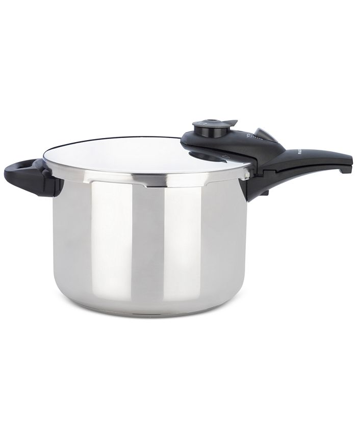 Fagor - Innova 10-Qt. Stainless Steel Pressure Cooker & Canner