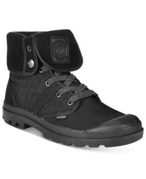 Palladium Men's Pallabrouse Baggy Felt Boots Men's Shoes