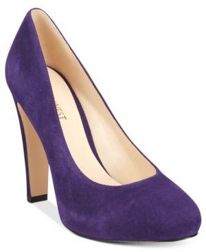 Nine West Brielyn Platform Pumps Women's Shoes thumbnail