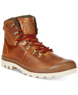 Palladium Men's Pallabrouse Hiker Boots Men's Shoes