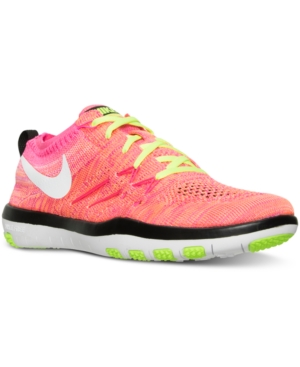 74fadad96b20b UPC 884751888700 product image for Nike Women s Free Tr Focus Fk Oc Training  Sneakers from Finish ...