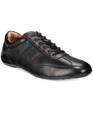 Armani Jeans Men's City Sneakers Men's Shoes