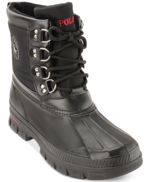 Polo Ralph Lauren Men's Lowen Wet Weather Boots Men's Shoes
