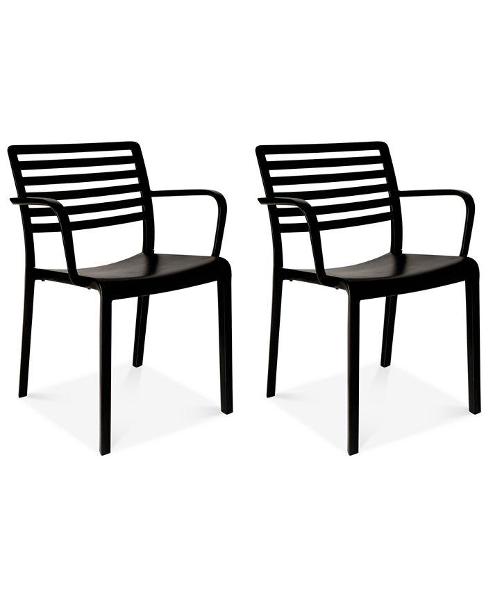 Furniture - Lama Indoor/Outdoor Armchair, Direct Ship