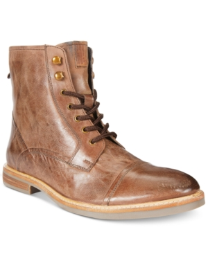 Ben Sherman Men's Luke Distressed Boots Men's Shoes