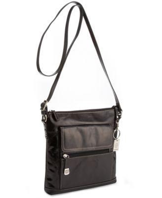 Nappa Leather Venice Crossbody, Created for Macy's