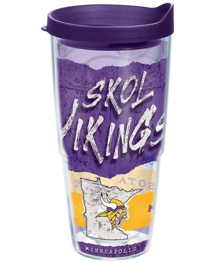 Tervis Tumbler - Minnesota Vikings 24oz Statement Wrap Tumbler