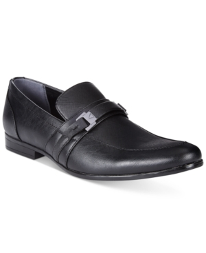 Guess Men's Greg Textured Loafers Men's Shoes