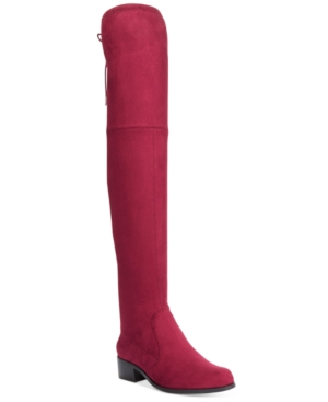Charles by Charles David Gunter Over-The-Knee Flat Boots Women's Shoes