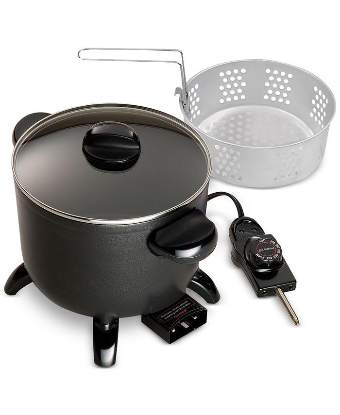 Presto - 06006 Kitchen Kettle Multi-Cooker Steamer