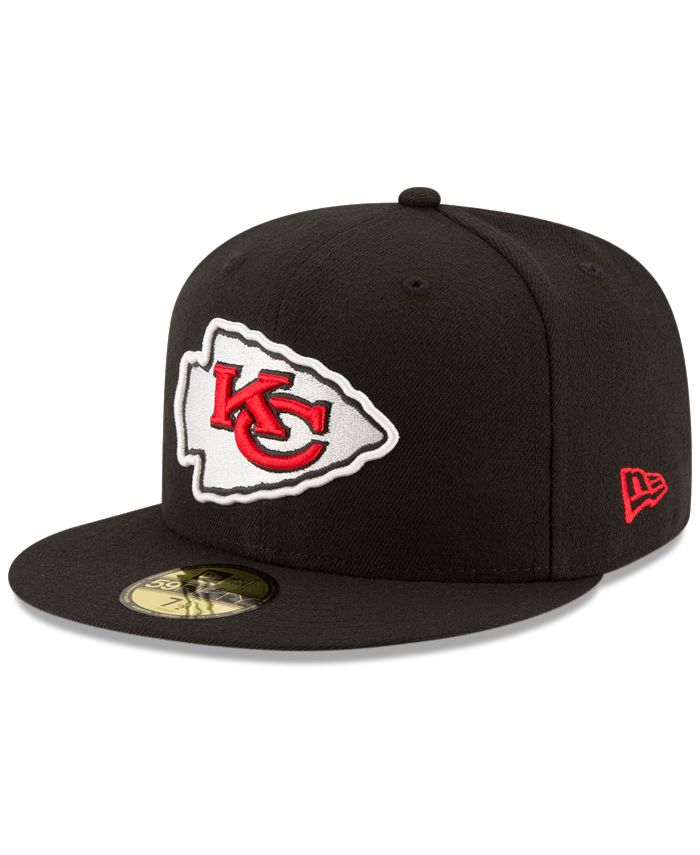 New Era - Kansas City Chiefs Team Basic 59FIFTY Cap