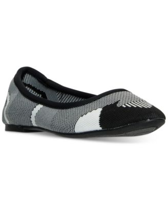 Cleo - Wham Slip-On Casual Ballet Flats