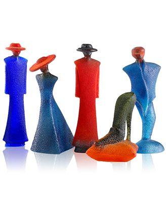 Kosta Boda Catwalk Figurine Collection - Collections - For ... Giorgio Armani Figurines