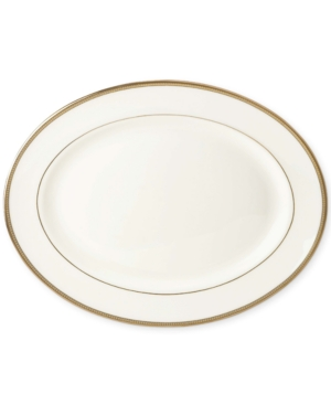 "kate spade new york ""Sonora Knot"" 13"" Oval Platter"