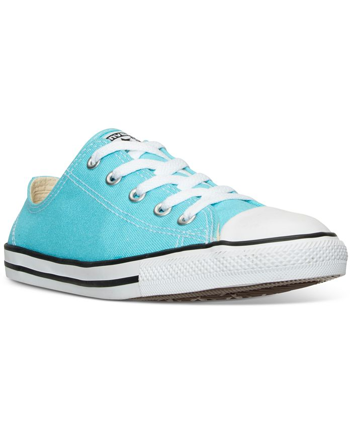 Converse - Women's Chuck Taylor Dainty Casual Sneakers from Finish Line