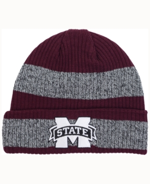 adidas Mississippi State Bulldogs Player Watch Knit Hat