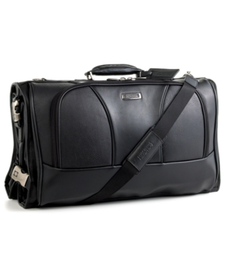 "Kenneth Cole Reaction Garment Bag, Smooth Landing Tri-Fold 42"" - Kenneth Cole"