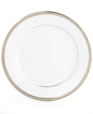"Charter Club ""Grand Buffet Platinum"" Salad Plate"