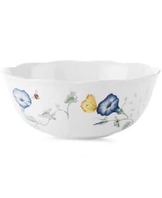 Lenox Dinnerware, Butterfly Meadow Small Serving Bowl
